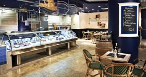 La Criée – Fischrestaurant und Fischtheke