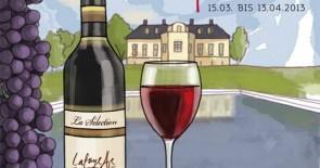Festival des Vins – Frühjahr 2013 (bis 13.04.)