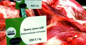 Zu Ostern: Lamm!