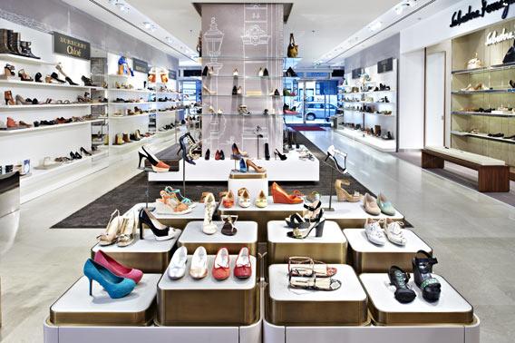Fou for Shoes! Die Schuhabteilung der Galeries Lafayette Berlin