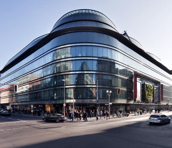 Galeries Lafayette: Ein Ausbildungs- und Arbeitsplatz im Herzen Berlins