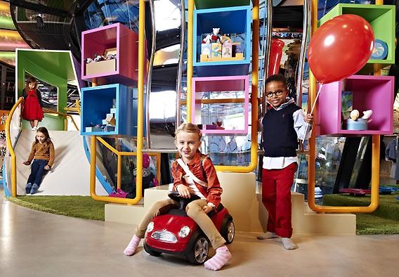 Für Kids Mütter Und Die Großen: Kindermode In Den Galeries Lafayette Berlin