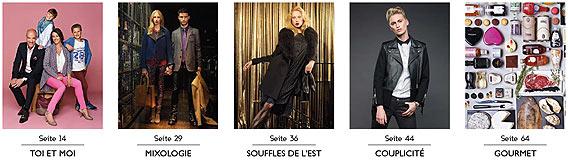 VOILA! Das Magazin der Galeries Lafayette Berlin | Herbst/Winter 2013/14