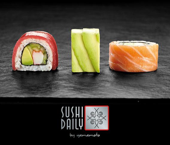 Neu im Lafayette Gourmet: SUSHI DAILY