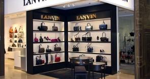 Perfekte Accessoires: Lanvin bei Galeries Lafayette