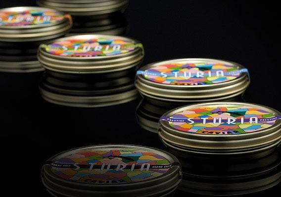 Sturia Caviar bei Lafayette Gourmet Berlin