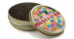 Neu in der Poissonnerie: Sturia, le Caviar haute-couture…