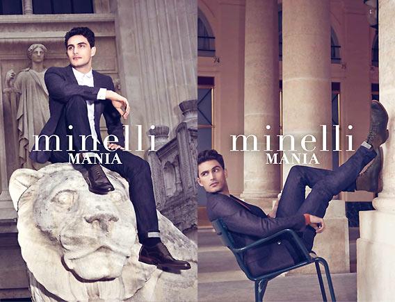 Schuhe von Minelli homme bei Galeries Lafayette Berlin