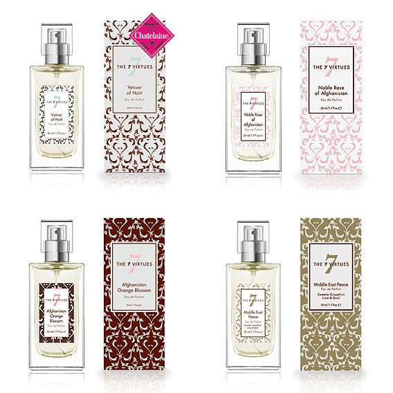 The 7 Virtues Parfums, in Deutschland exklusiv bei Galeries Lafayette Berlin