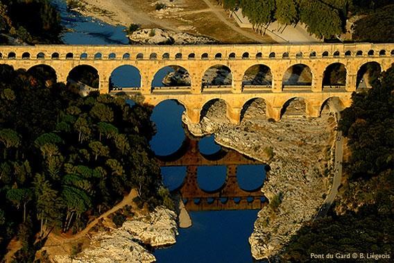 Sud de France | Pont du Gard | Galeries Lafayette Berlin