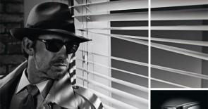Gefährlich: Die Film Noir Sonnenbrillen-Edition von PERSOL!