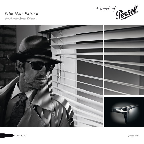 PERSOL Film Noir Sonnenbrillen Edition | Galeries Lafayette Berlin