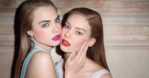 Das Rouge für die Lippen, der Lippenstift für die Wangen: Baby Doll KISS & BLUSH von Yves Saint Laurent