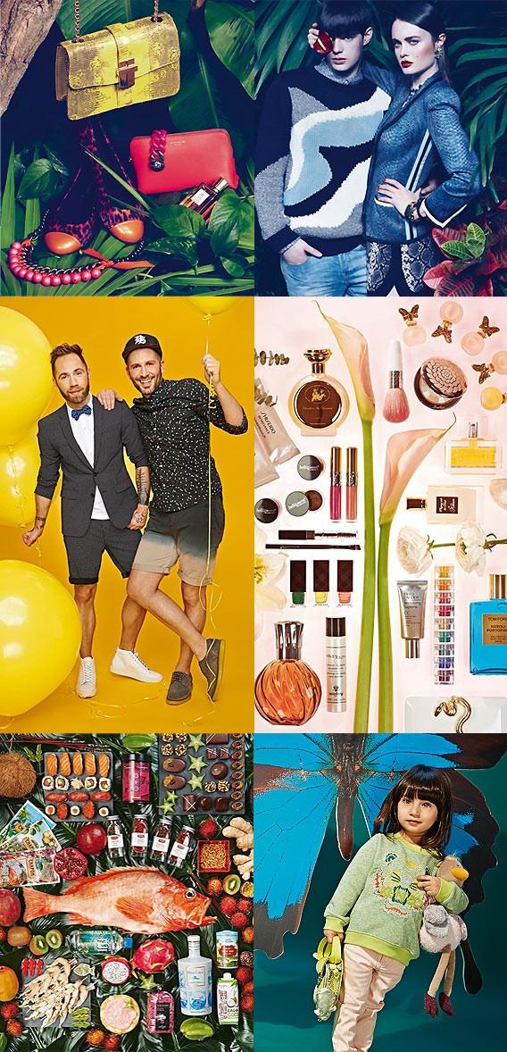 VOILA! Frühjahr/Sommer 2014 | Kundenmagazin | Galeries Lafayette Berlin