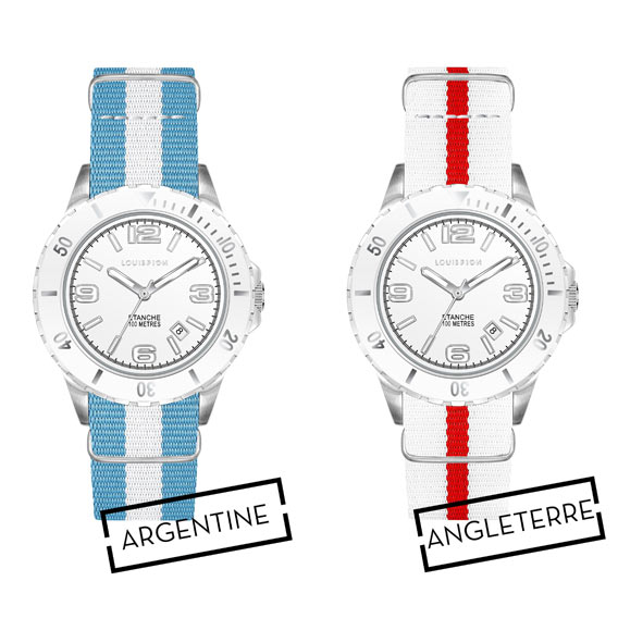 Coupe De Monde | LOUIS PION | watches | Argentine, Angleterre | Galeries Lafayette Berlin