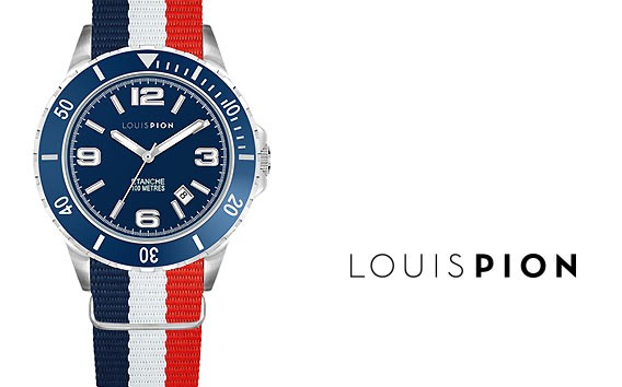 Coupe de Monde | Louis Pion | watches | Galeries Lafayette Berlin