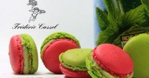 Macaron des Monats von Frédéric Cassel: CHARLOTTE