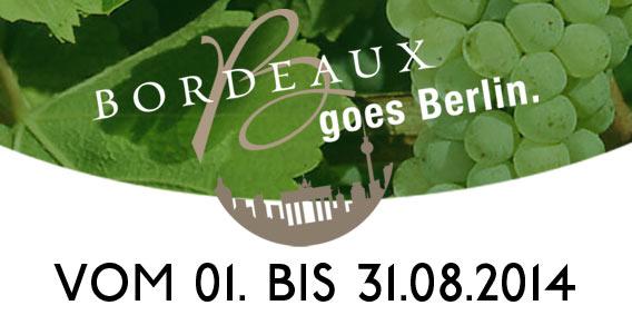 Bordeaux Goes Berlin | Weinkeller | Lafayette Gourmet Berlin