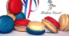 Frédéric Cassel zelebriert die FÊTE NATIONALE mit einer eigenen Trikoloren-Macaron-Kollektion