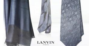 Herren aufgepasst! Krawatten von Lanvin & Yves Saint Laurent