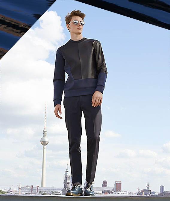 Die Trends der Saison | Herrenmode | Galeries Lafayette Berlin