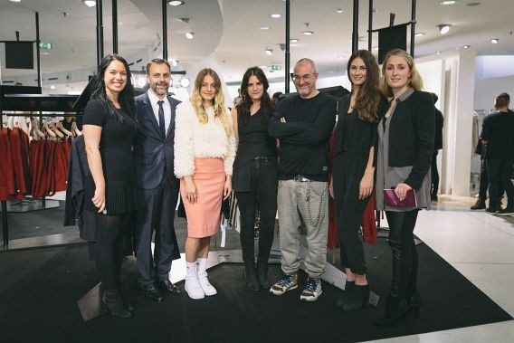 LABO MODE fashion lab | Galeries Lafayette Berlin