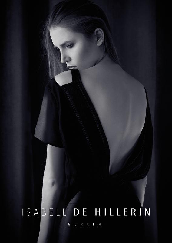 Isabell de Hillerin   Labo Mode fashion lab   Galeries Lafayette Berlin