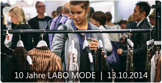 LABO MODE fashion lab | Galeries Lafayette Berlin