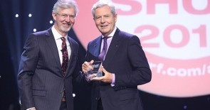 "National Retailer 15.01.2015 I Die ""National Retail Federation"" kürt Galeries Lafayette zum ""International Retailer of the Year"""