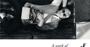 Eine Hommage an die Schreibmaschine: Die Typewriter Sonnenbrillen Edition von PERSOL
