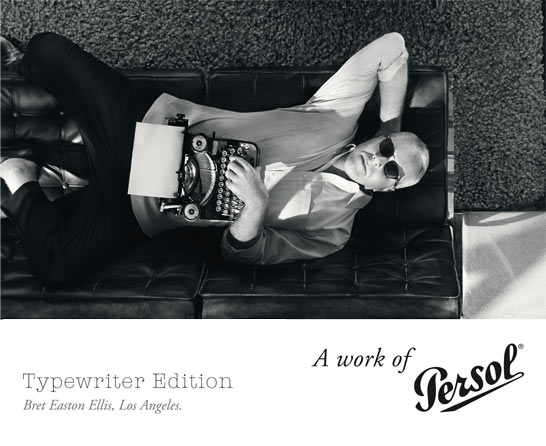 GLafayetteB15_Newsletter-Persol_TypewriterEdition_BretEastonEllis