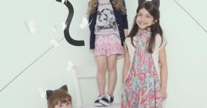 Bonjour Demain! Neue Mode für die Kleinen