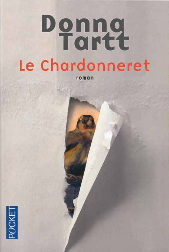 Le Chardonneret Donna Tartt