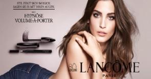 Neu bei Lancôme, die Mascara Hypnôse Volume à Porter