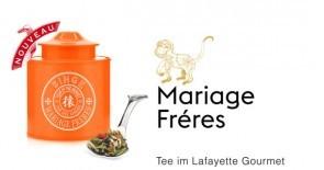 Der Tee zum Chinesischen Neujahr kommt von Mariage Frères