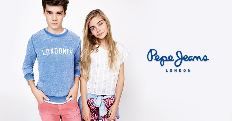 Pepe Jeans Sommer 2016