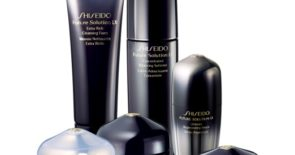Shiseido Kabinenbehandlung