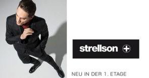 Strellson – neu in der Herrenmode