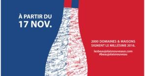 Beaujolais Nouveaux 2016: Feiern Sie mit uns!