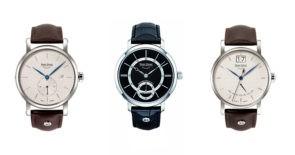 LIMITED EDITION Uhren von Bruno Söhnle