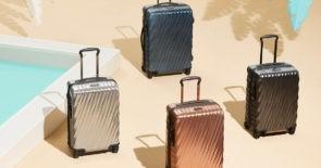 TUMI  – Premium-Reiseaccessoires