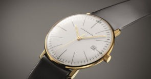 Max Bill By Junghans: Limitierte Edition für Damen