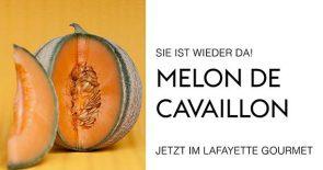 Süß und verführerisch: le Melon de Cavaillon!