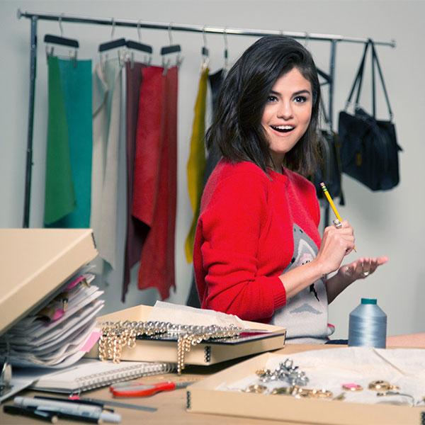 Coach x Selena Gomez bei Galeries Lafayette Berlin