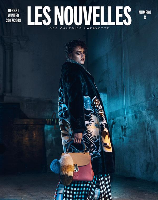 Das Magazin der Galeries Lafayette in Berlin