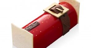 Mmmmh… köstliche kleine Kunstwerke: die Bûches de Noël