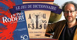 Soirée des dictionnaires français (18:00h)