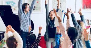 Für Kinder: Musik zum Mitmachen am 02. Juni