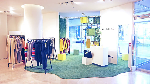 GO FOR GOOD | Showroom | Galeries Lafayette Berlin