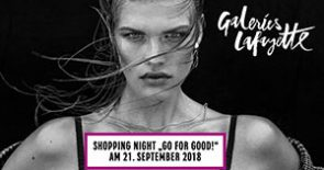 "Review: ""Go For Good"" Shoppingnacht am 21.09.'18"